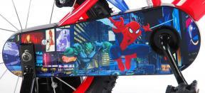Ultimate Spider-Man 14 inch jongensfiets 2 handremmen