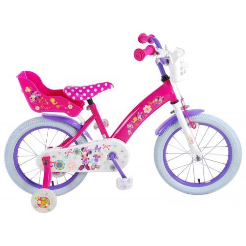 Disney Minnie Bow-Tique Kinderfiets - Meisjes - 16 inch - Roze