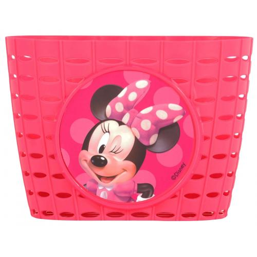 Disney Minnie Bow-Tique Plastic Mandje Meisjes Roze