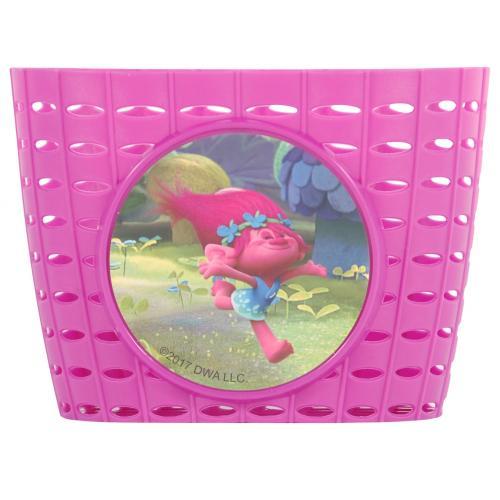 Punky Plastic Mandje - Meisjes - Roze