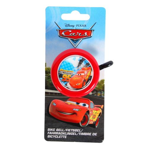 Disney Cars Fietsbel