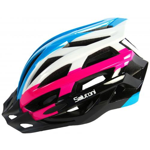 Salutoni Volwassene Woman Fiets/Skate Helm 58-61 cm