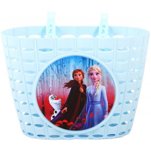 Disney Frozen 2 Plastic Mandje - Meisjes - Licht Blauw