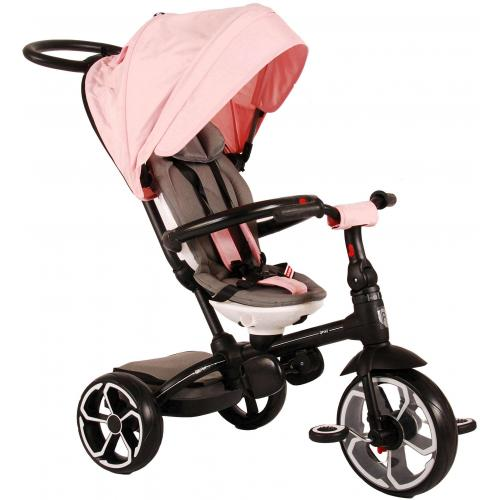 Qplay Driewieler Prime 6 in 1 roze