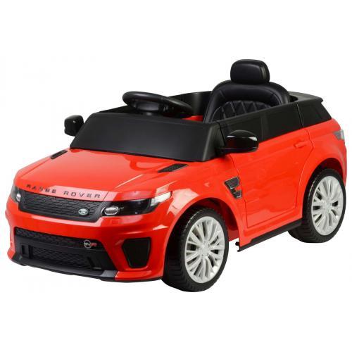 Range Rover Sport SVR - Rood