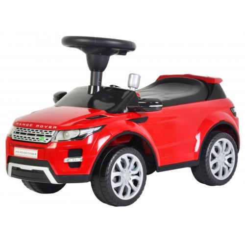 Range Rover Evoque - Ride On - Rood