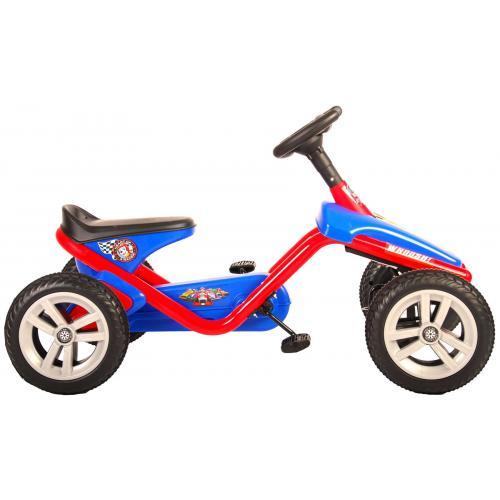 Paw Patrol Go Kart - Mini - Rood Blauw