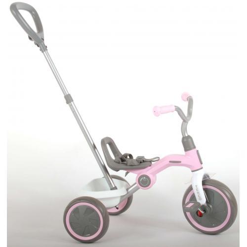 QPlay Driewieler Tenco - Jongens en Meisjes - Pastel Roze