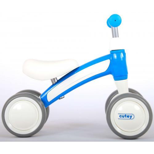 QPlay Cutey Ride On Loopfiets - Jongens en Meisjes - Blauw