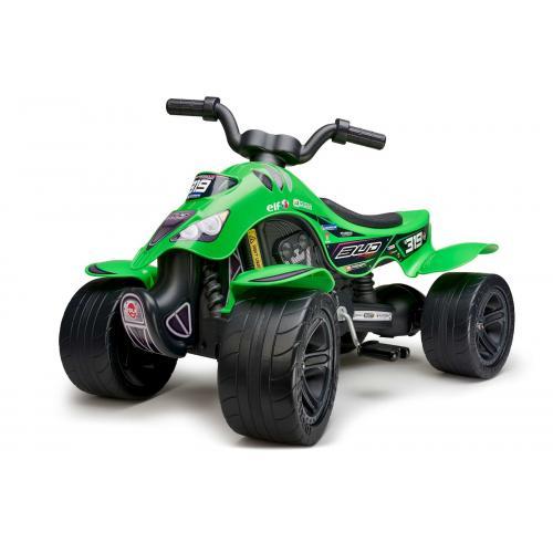 Falk Quad Bud Racing - Jongens - Groen - Quad
