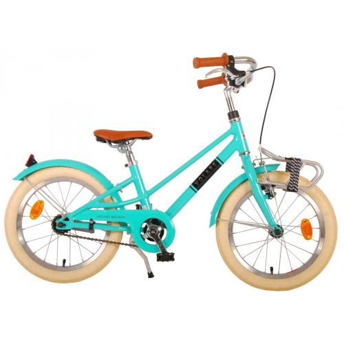 Volare Melody Kinderfiets - Meisjes - 16 inch - Turquoise - Prime Collection