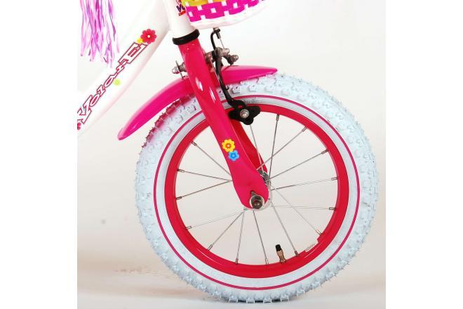 Volare Ashley 14 inch meisjesfiets 95% afgemonteerd