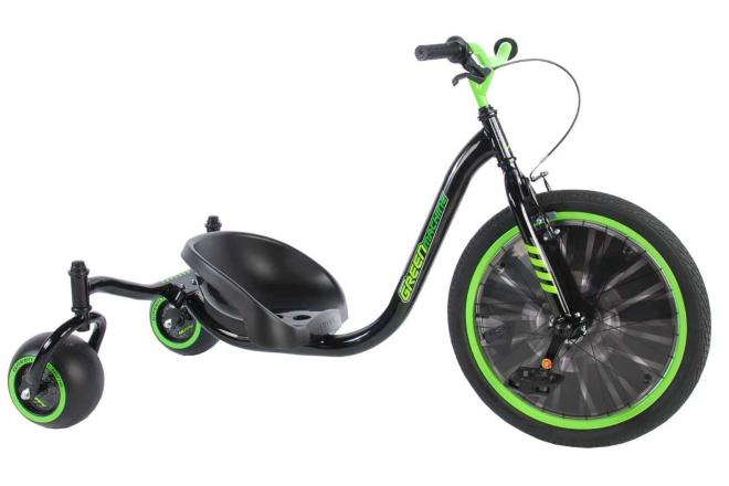 Green Machine Drift Trike