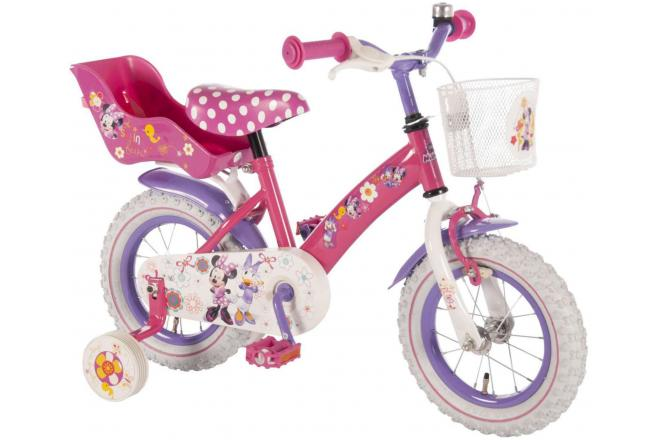 Disney Minnie Bow-Tique 12 inch meisjesfiets