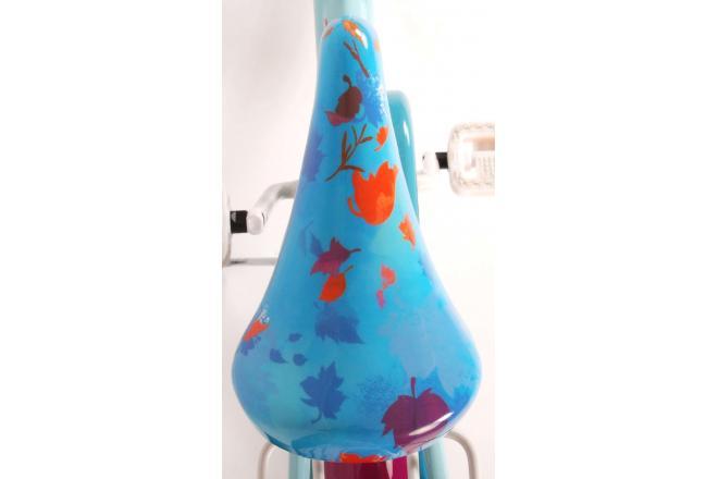 Disney Frozen 2 Kinderfiets - Meisjes - 20 inch - Blauw/Paars