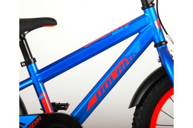 Volare Rocky Kinderfiets - 16 inch - Blauw