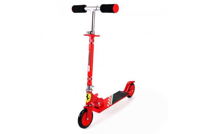 Ferrari Step - Kinderen - Rood