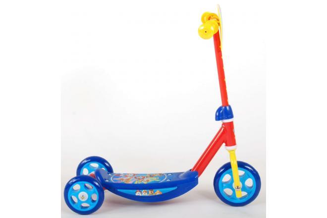 Paw Patrol step - Kinderen - Blauw Rood