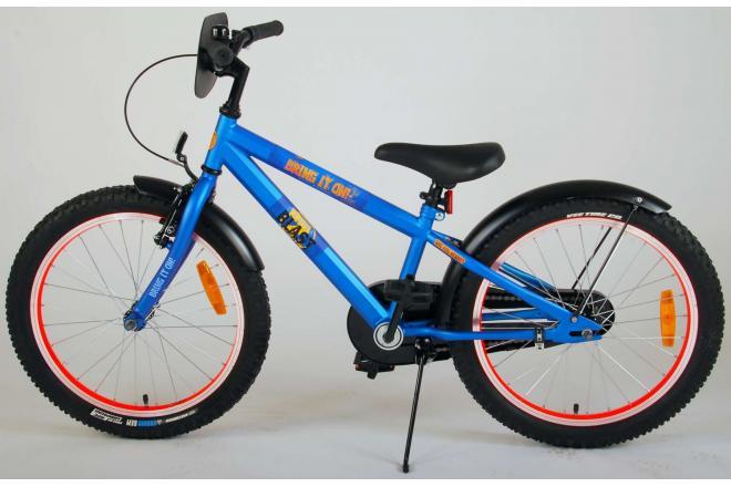 NERF Kinderfiets - Jongens - 20 inch - Satin Blue