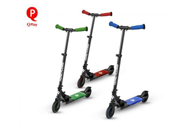 QPlay Honeycomb Step - Kinderen - Rood - Met Led verlichting