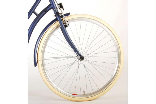 Volare Lifestyle Damesfiets - Vrouwen - 43 centimeter - Jeans Blauw - Shimano Nexus 3 versnellingen
