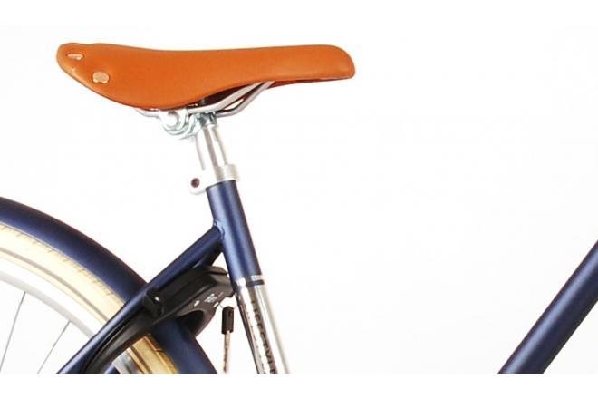 Volare Lifestyle Damesfiets - Vrouwen - 48 centimeter - Jeans Blauw - Shimano Nexus 3 versnellingen