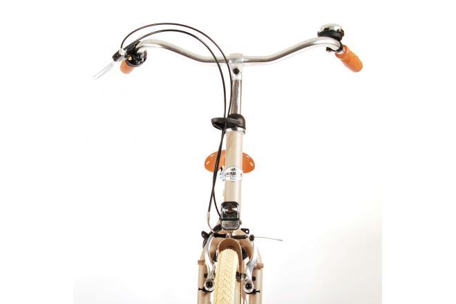 Volare Lifestyle Damesfiets - Vrouwen - 51 centimeter - Zand - Shimano Nexus 3 versnellingen